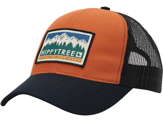 Hippy Tree Rangeview Gorra Hombre, orange